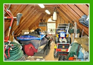 The Great Garage Clean Out Challenge- Containerize