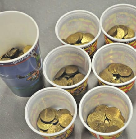 tips for Chuck E Cheese tokens