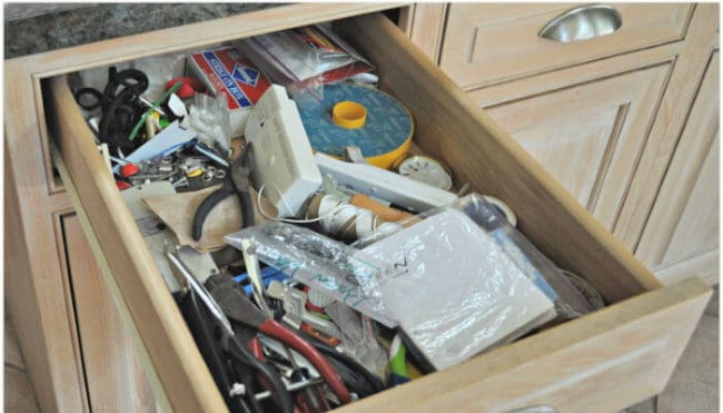 Should we even have a junk drawer?