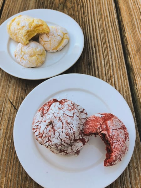 cool whip cookies with different cake mix