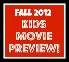 Kids Fall Movie Preview!