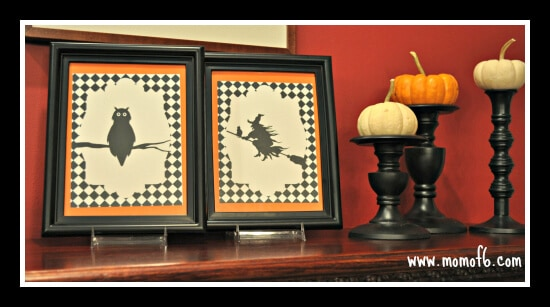 Do you love decorating your home for Halloween? Then you'll love these top 10 free subway art printables! Perfect for framing!