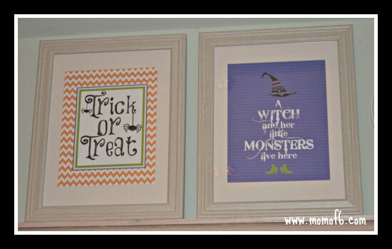 free printable Halloween decorations