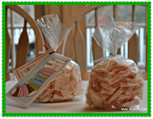 A Homemade Gift Idea that Even YOU Would Love to Receive!