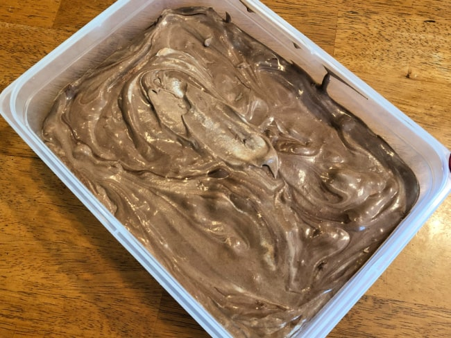 how do you make chocolate mousse