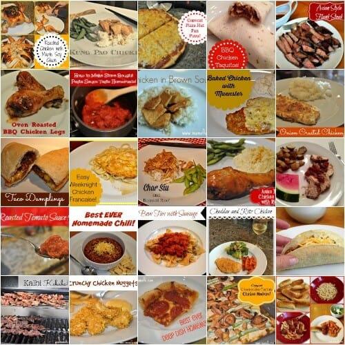 Momof6 Main Dishes