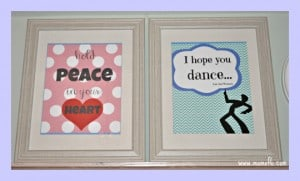 """""""New Year New You"""" and Winter Subway Art Printables!"""