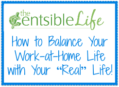 """How To Balance Your Work-At-Home Life with Your """"Real"""" Life!"""