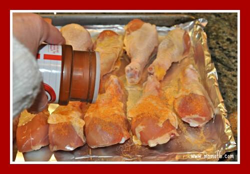 Oven Roasted Bbq Chicken Legs Momof6