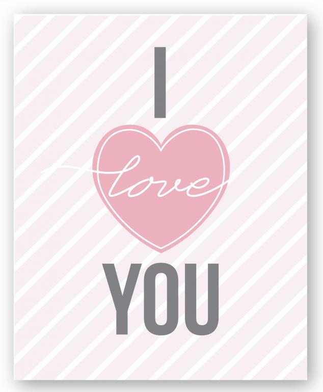 free Valentine's art
