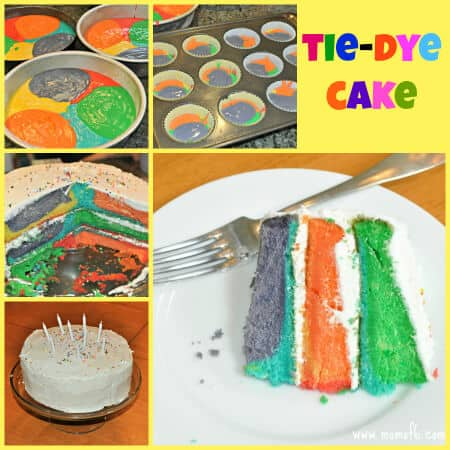 tie dye party a great 9 year old birthday party idea