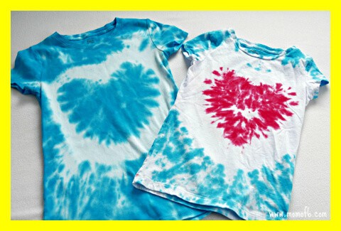 Great 9 year old girl birthday party ideas tie dye party for Crafts for 10 year old birthday party