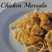 Chicken Marsala Badge