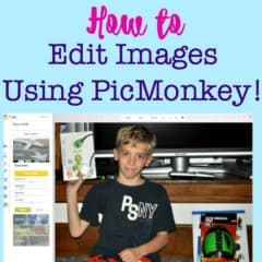 How to Edit Images Using PicMonkey
