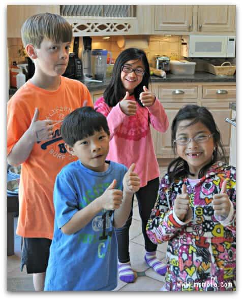 Kids Loving Werther's Original Sugar Free Candy1