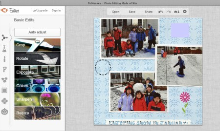 I was looking for an easier way to create scrapbooks for my kids when I tried using PicMonkey for my page layouts- and I realized that it was the perfect solution for me! Here's why you should use PicMonkey fordigital scrapbooking too!