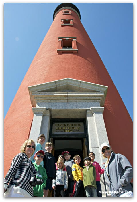 Things to Do in New Smyrna Beach: visit the Ponce de Leon lighthouse