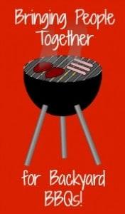 Bringing People Together for Backyard BBQs!