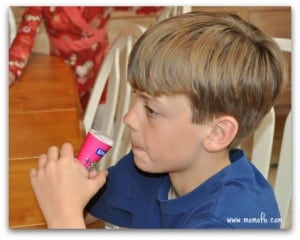 An Awesome After-School Snack for Kids: Kefir Smoothies!