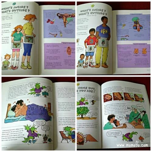 How do you learn how to talk to your kids about the birds and the bees? Well- sometimes it helps to have a manual. A guidebook of what you need to cover, what all the right terms are, not to mention pictures and stuff that are age-appropriate. This post shares with you 3 great books that will help you talk to your kids about sex!
