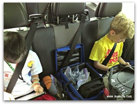 Stories from the Backseat….