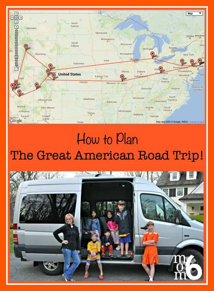 Do you dream about taking your family on a great American road trip? Do you long to see the National Parks of the West and the natural wonders that make America truly unique? Well you can totally do this! Here's how to plan a cross country road trip!