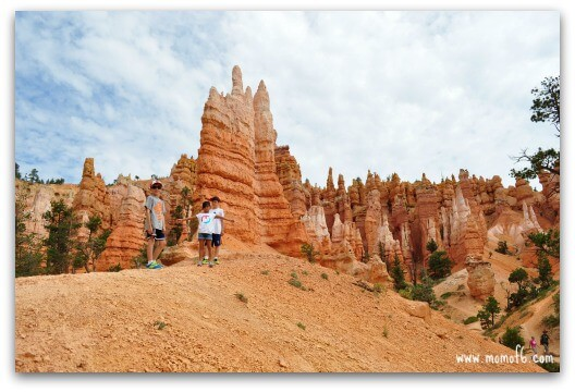 Utah is packed with incredible National Parks- Zion, Arches, Canyonlands, Capitol Reef- to our favorite Bryce! And don't miss the chance to hike a slot canyon with your kids- an amazing experience that they will love!