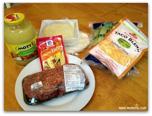 Road Trip Dinner- Tacos1