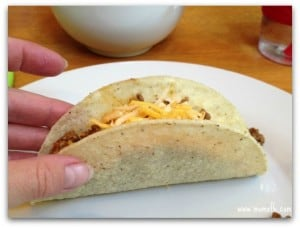 Easy Taco Bar {Road Trip Cooking}