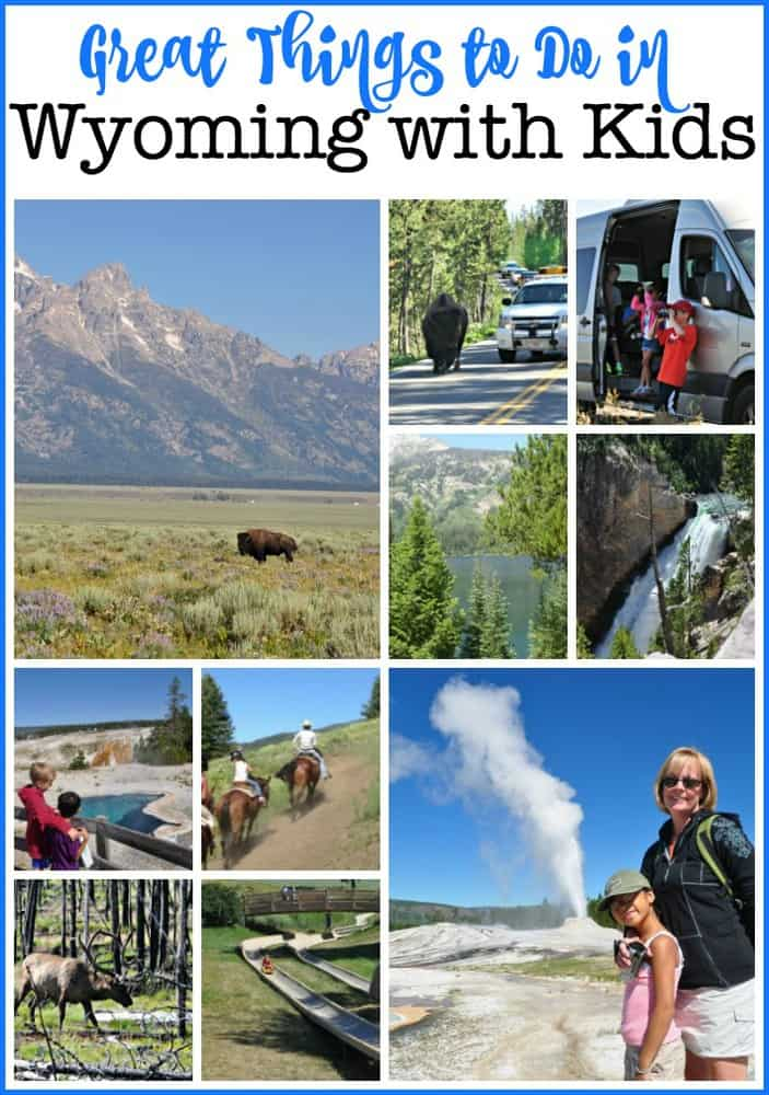 A Wyoming vacation with kids is one of the best family road trips you can take! The vistas, the wildlife, the hiking, the activities. The experiences that my family and I shared here have created a lifetime of memories. I cannot wait to go back and travel Wyoming again!