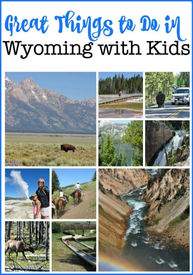 A Wyoming vacation with kids is one of the best family road trips you can take! The vistas, the wildlife, the hiking, the activities. The experiences that my family and I shared here have created a lifetime of memories. I cannot wait to go back and travel Wyoming again! #Wyoming #WyomingVacation #WyomingTravel #RoadTrips #FamilyVacation