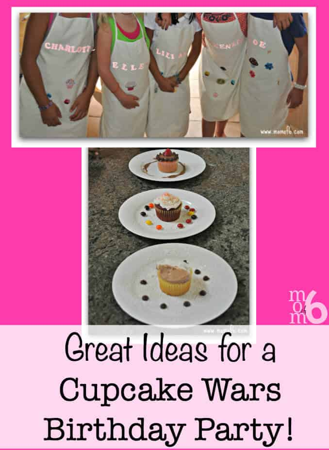 Great Birthday Party Idea for An 8Year Old Girl A Cupcake Wars
