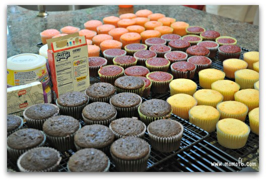 Fantastic Ideas For Hosting A Cupcake Wars Birthday Party At Home This Post Includes
