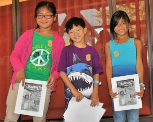 junior ranger program and summer learning