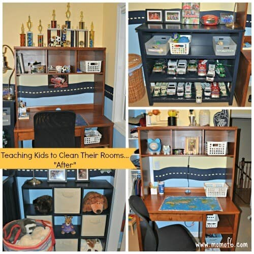 home organizing checklist for back to school