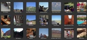 How to Organize Vacation Photos!