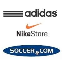 sports stores logos