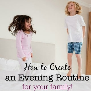 How to Create A Bedtime Routine for Your Family
