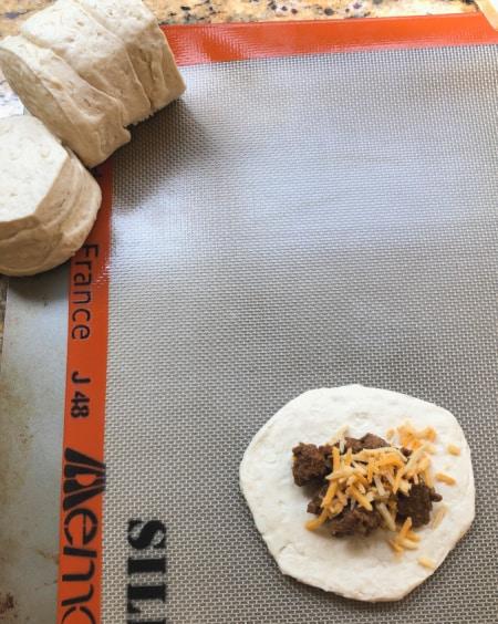 taco dumplings recipe