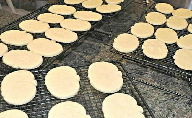 pumpkin sugar cookie recipe
