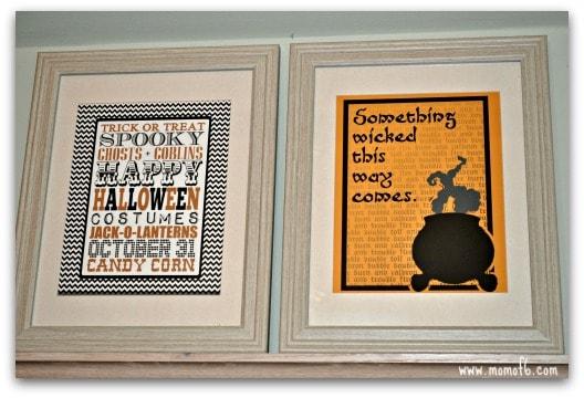 Halloween Printables- spooky-wicked