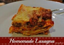 Lasagna Badge
