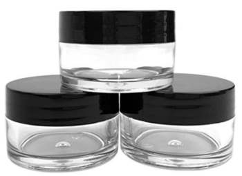 acrylic jars for lip gloss craft