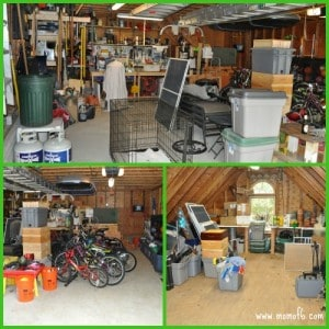 What Happens to an Organized Space… Later? {A look back at our Garage Project}
