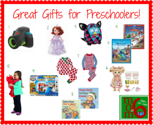 Great Gifts for Preschoolers! {Enter Our Giveaway!}