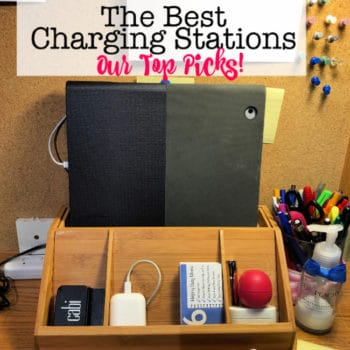 The Best Charging Stations For Powering Your Devices and Hiding Cord Clutter!