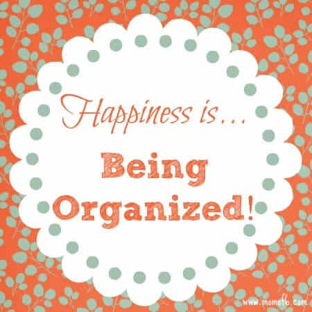 being organized Getting your life in order is a key step toward reaching your goals no secret there so why do we put up with chronic disorder at home, at work, and in our personal lives judith kolberg suggests it's a matter of perfectionism: we're unable to do what it takes to get even a bit more organized .