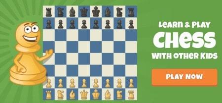 fun kids hobby: learn to play chess