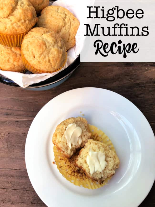 Higbee's Department Stores aren't around anymore- but luckily the Higbee Muffins Recipe is still part of our family!