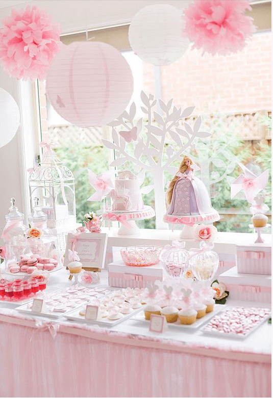 Talk to Me: About At Home Birthday Parties! - MomOf6